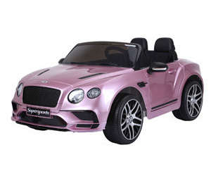 Bentley SuperSport pink
