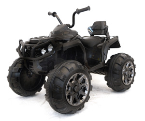 K4 Super Quad black