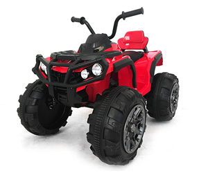 K4 Super Quad red