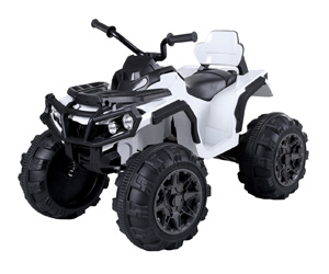 K4 Super Quad white