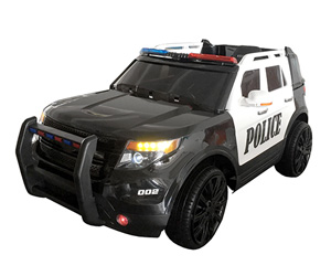 Buy KidSquad Police car