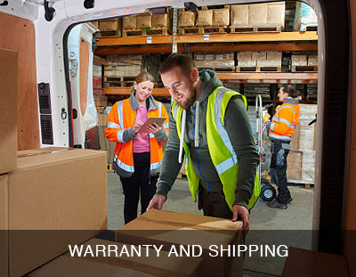 Extended warranty programs and next day shipping