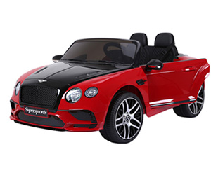Buy KidSquad Bentley Supersports red and black